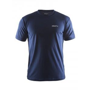 Pánské triko Craft Prime tmavě modrá