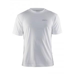 Pánské triko Craft Prime bílá