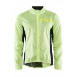 Pánská bunda Craft Essence Light Wind žlutá