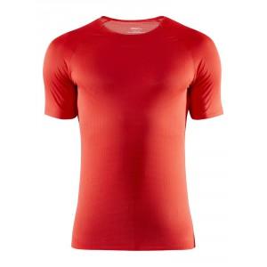 Pánské triko Craft Pro Dry Nanoweight červená