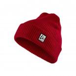 Čepice Craft Core Rib Knit červená