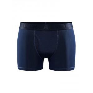 """Pánské boxerky Craft Core Dry 3"""" modrá"""