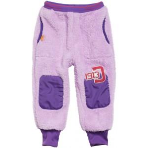 Dětské kalhoty Didriksons Cruz fialová