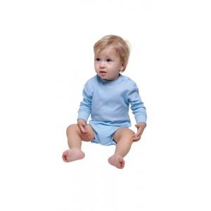 Moira kojenecké body Thermon modrá