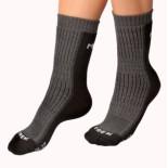 Moira ponožky Trek šedá