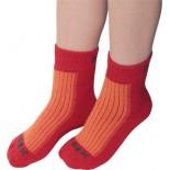 Dětské ponožky Moira Trek červená