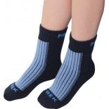 Dětské ponožky Moira Trek modrá