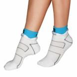 Moira ponožky Running bílá