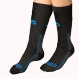 Moira ponožky Thermoset černá