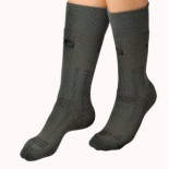 Moira ponožky Thermoset zelená