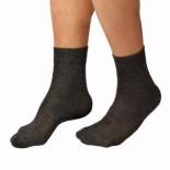 Moira ponožky Profi Wool černá