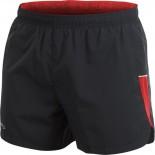 Pánské šortky Craft Performance černá s červenou