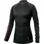 Dámské triko Craft Be Active Extreme černá s červenou