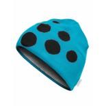 Čepice Craft Big Logo modrá s černou