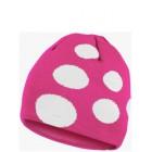 Čepice Craft Big Logo růžová