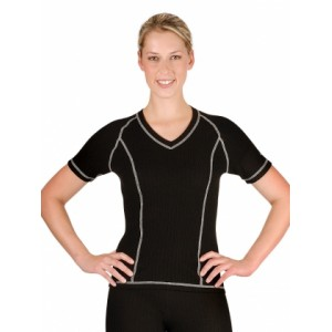 Moira dámské triko Duo černá