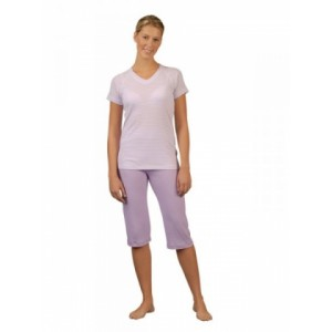 Moira dámské pyžamo Supermicro fialová