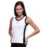 Moira dámské triko Underlight bílá s černou
