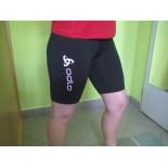 Dámské kalhoty Odlo Active Run short černá