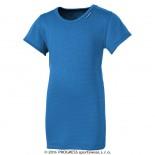 Dětské triko Progress Micro Sense středně modrá