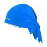 Trojcípý šátek Progress modrá