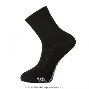 Ponožky Progress Manager Bamboo černá