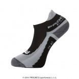 Ponožky Progress Snaker Bamboo černá se šedou