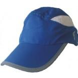 Sportovní kšiltovka Progress Training Cap modrá s bílou