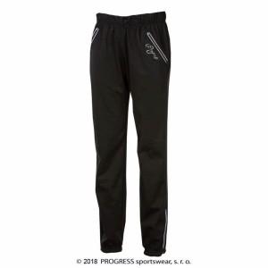 Dámské softshellové kalhoty Progress Skadi černá