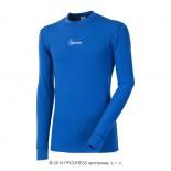 Pánské triko Progress Winter Sense modrá