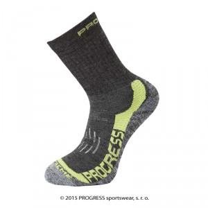 Progress ponožky X-Treme šedá