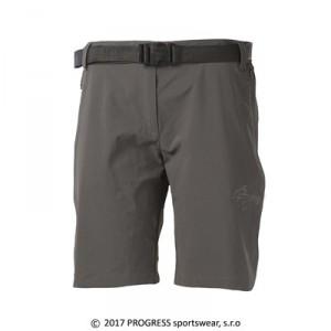 Dámské kalhoty Progress Epica Shorts šedá