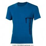 Progress pánské triko Pioneer Favorit modrá