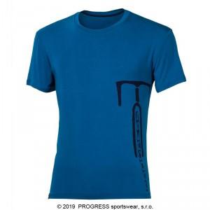Pánské triko Progress Pioneer Favorit modrá