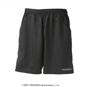 Pánské šortky Progress Vitar černá