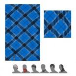 Multifunkční šátek Sensor Tube Hero modrá