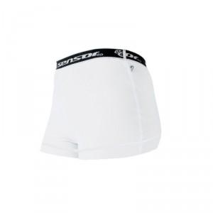 Dámské kalhotky Sensor Double Face s nohavičkou bílá