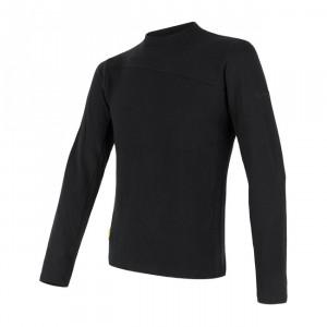 Pánské triko Sensor Merino Extreme dl.rukáv černá