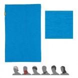 Multifunkční šátek Sensor Tube Merino Wool modrá