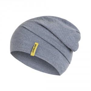 Čepice Sensor Merino Active šedá