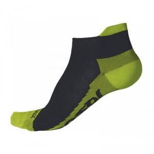 Ponožky Sensor Race Coolmax černá se zelenou