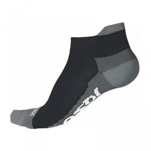 Ponožky Sensor Race Coolmax černá se šedou