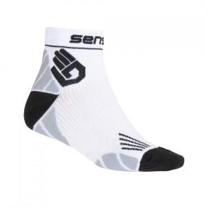Ponožky Sensor Marathon bílá