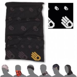 Multifunkční šátek Sensor Tube Ruka černá