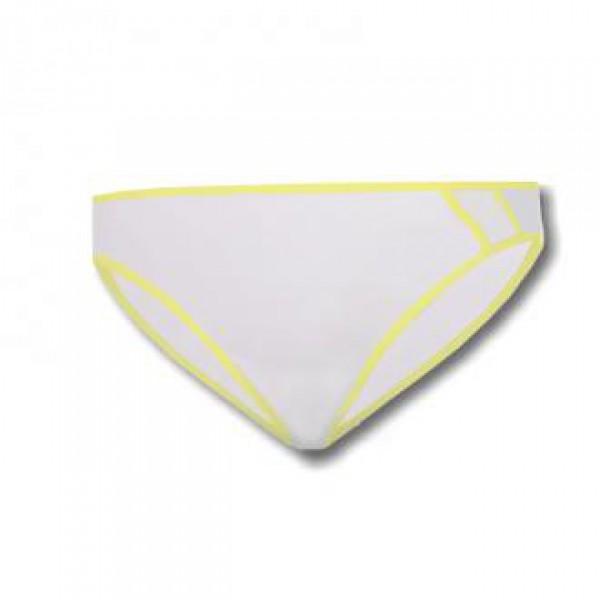 Dámské kalhotky Sensor Lissa bílá se žlutou b30a087431
