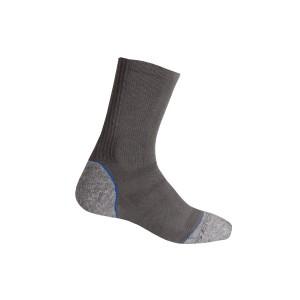 Ponožky Sensor Hiking Bambus šedá s modrou